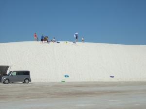 White Sands 2010